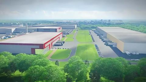 В Шушарах запланировано возведение нового складского комплекса